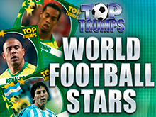 Онлайн автомат Top Trumps World Football Stars